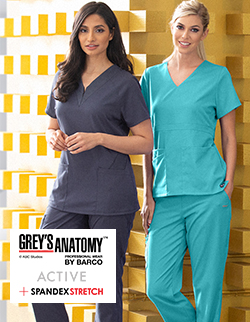 Greys Anatomy Active Stretch